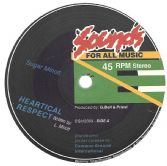 Sugar Minott - Heartical Respect / version (Sounds For All Music / Common Ground) 12""